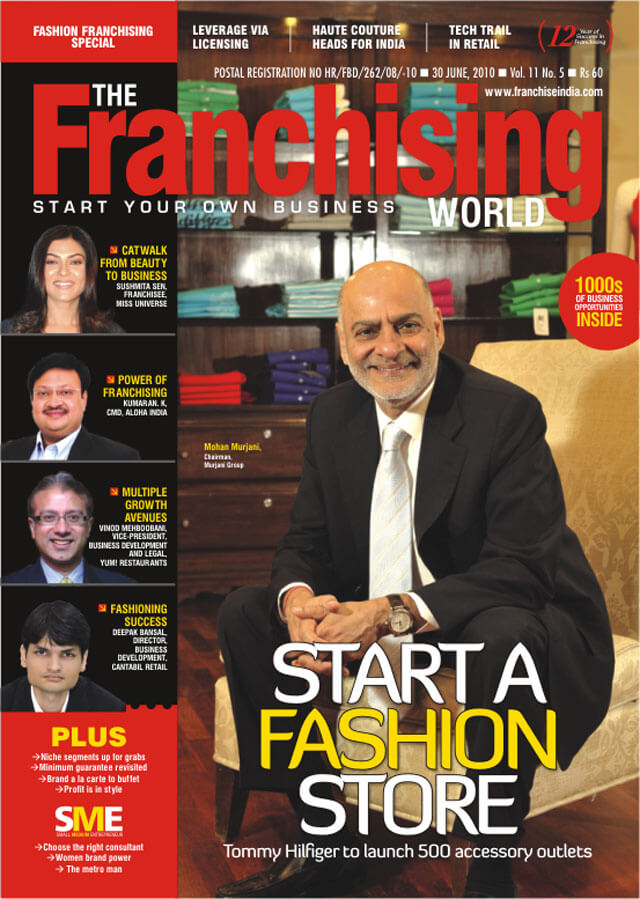 Franchising-World---Start-of-a-Fashion-Store---Cover
