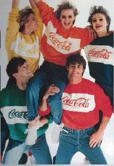 Tommy Hilfiger designed Murjanis Coca-Cola line