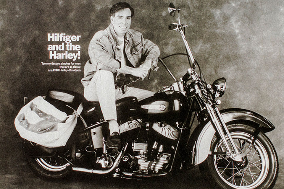 Tommy-Hilfiger-and-the-Harley