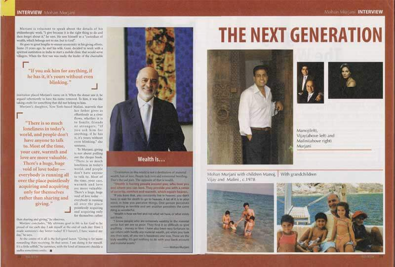 Power In A Name - Wealth Magazine  4  July 2007